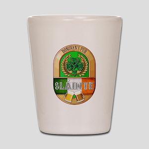 Donovan's Irish Pub Shot Glass