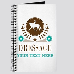 Dressage Personalized Journal