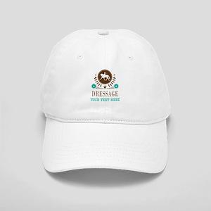 Dressage Personalized Cap