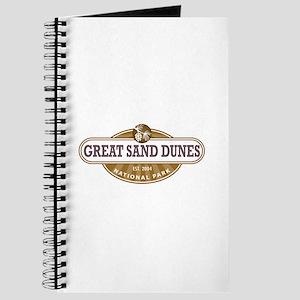 Great Sand Dunes National Park Journal