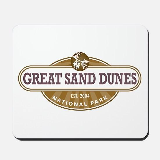 Great Sand Dunes National Park Mousepad