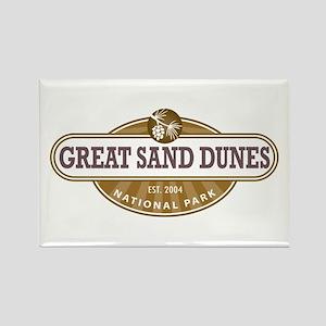 Great Sand Dunes National Park Magnets