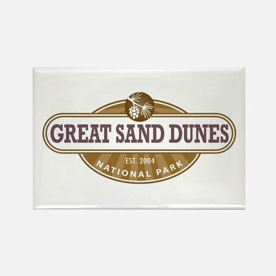 Great Sand Dunes National Park Magnets