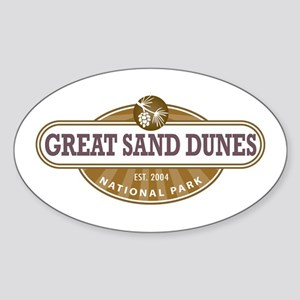 Great Sand Dunes National Park Sticker