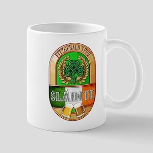 Fitzgerald's Irish Pub Mug