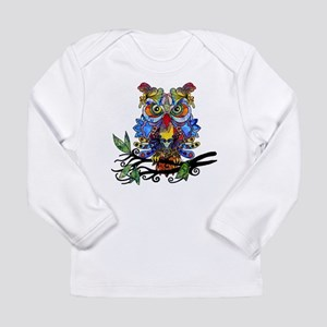 wild owl Long Sleeve T-Shirt