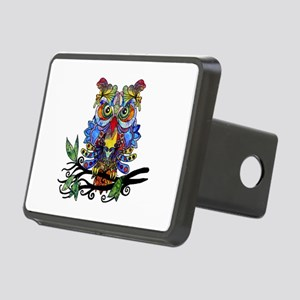 wild owl Hitch Cover