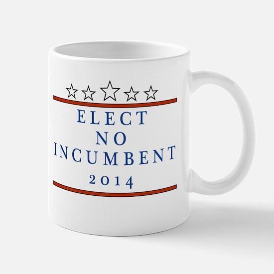 Elect No Incumbent 2014 Mugs