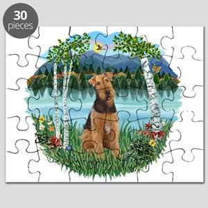 Birches - Airedale 1 Puzzle