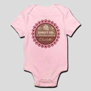 Personalized Gammys Girl Body Suit