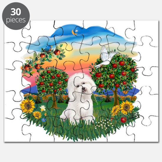 Bright Country - Bicho Frise 3.png Puzzle