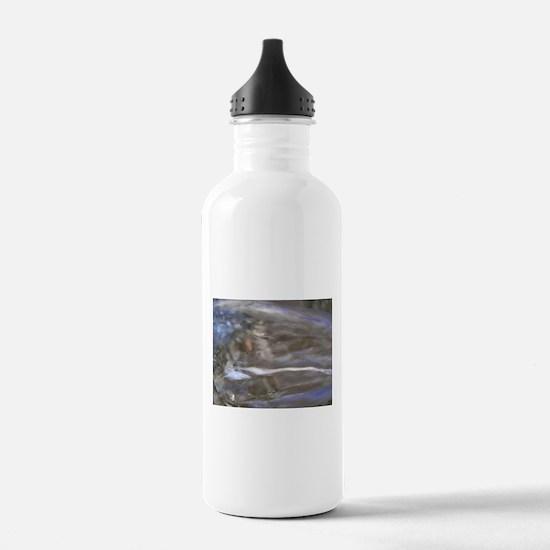 Liquid Glass Water Bottle