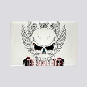 Rebel Skull Wings Magnets