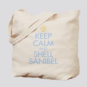 Keep Calm and Shell - Tote Bag
