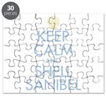 Keep Calm and Shell - Puzzle