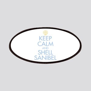 Keep Calm and Shell - Patches