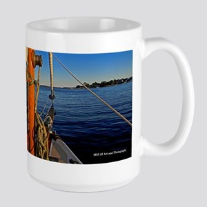 Sailboat Large Mug