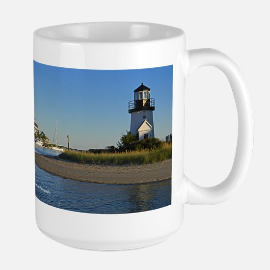 Cape Cod Lighthouse Large Mug