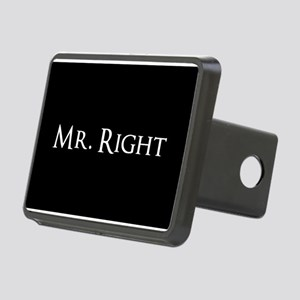 Mr Right part of his and hers set Rectangular Hitc