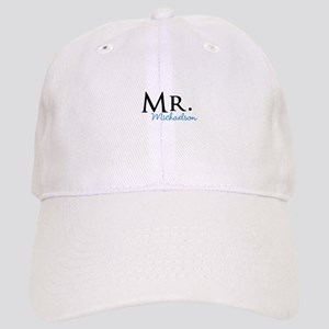 Your name Mr and Mrs set - Mr Cap