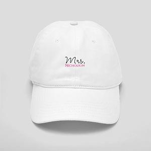 Customizable Mr and Mrs set - Mrs Cap