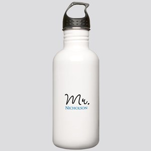 Customizable Name Mr Stainless Water Bottle 1.0L