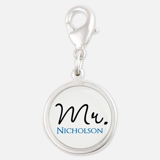 Customizable Mr and Mrs set - Mr Charms