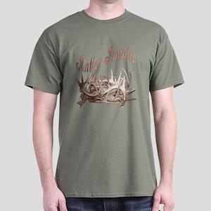 Antler Fanatic Dark T-Shirt