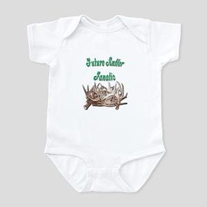 Antler Fanatic Infant Bodysuit