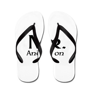 7fcbfaa5f His And Hers Flip Flops - CafePress