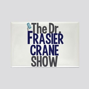 Frasier Crane Show Rectangle Magnet