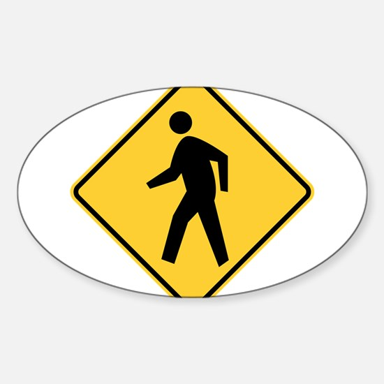 Pedestrian Decal