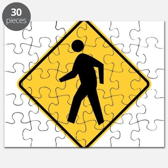 Pedestrian Puzzle