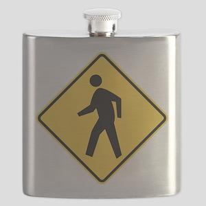 Pedestrian Flask