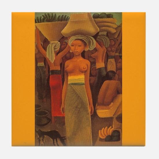 Miguel Covarrubias Art Tile Coaster Offerings