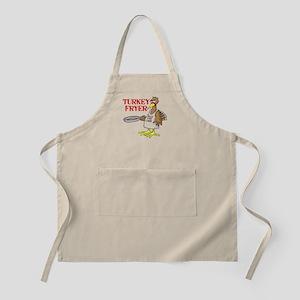 Turkey Fryer Apron