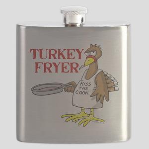 Turkey Fryer Flask