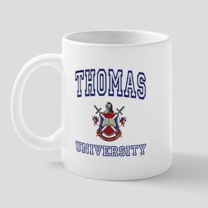 THOMAS University Mug