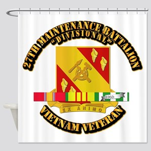 Army - 27th Maintenance Battalion (Divisional) w S
