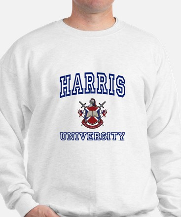 HARRIS University Sweatshirt
