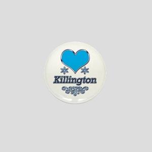 Killington, Vermont Mini Button