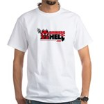Dinners From Hell White T-Shirt