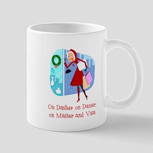 mastervisa Mugs