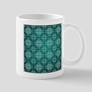 TEAL KNOT Mug