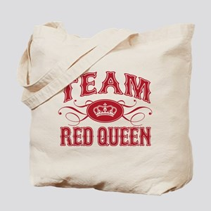Team Red Queen Tote Bag
