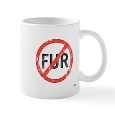 No Fur Mugs