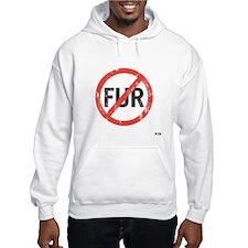 No Fur Jumper Hoody