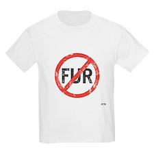 Kid's No Fur T-Shirt