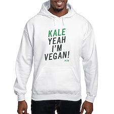 Kale Yeah I'm Vegan Jumper Hoody