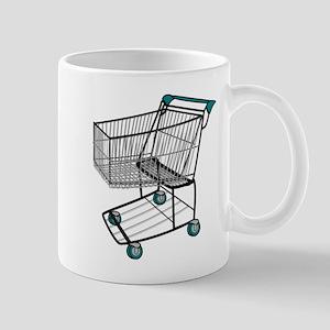Shopping Cart Mugs